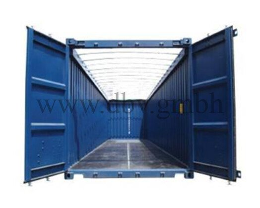 Seecontainer Opentop 40 FT.