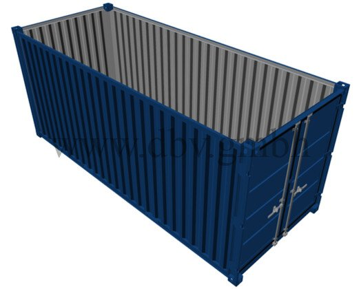 Lagercontainer 20 FT.