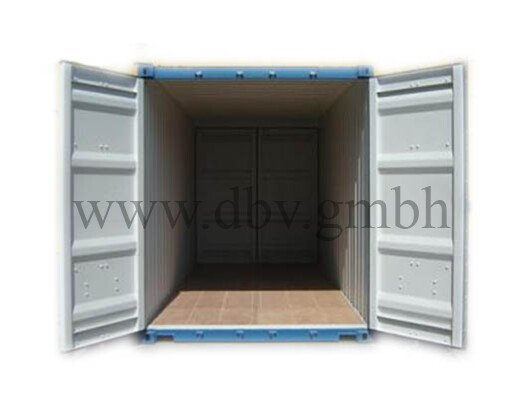 Seecontainer Double Door 20 FT.