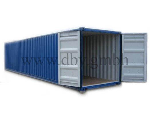 Seecontainer 40 FT.