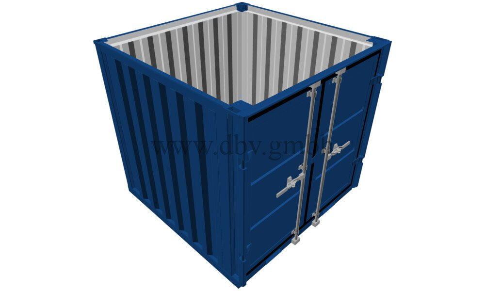 Lagercontainer 6 FT.