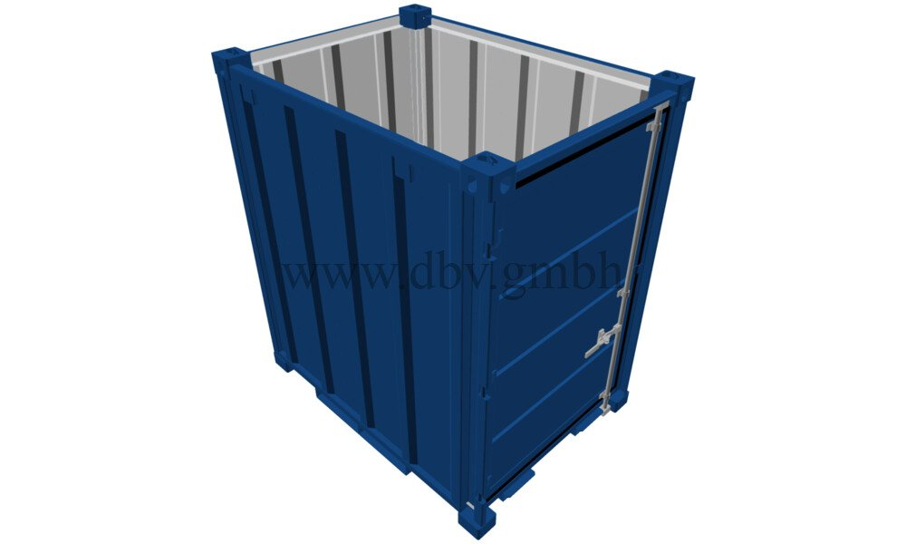 Lagercontainer Moverbox