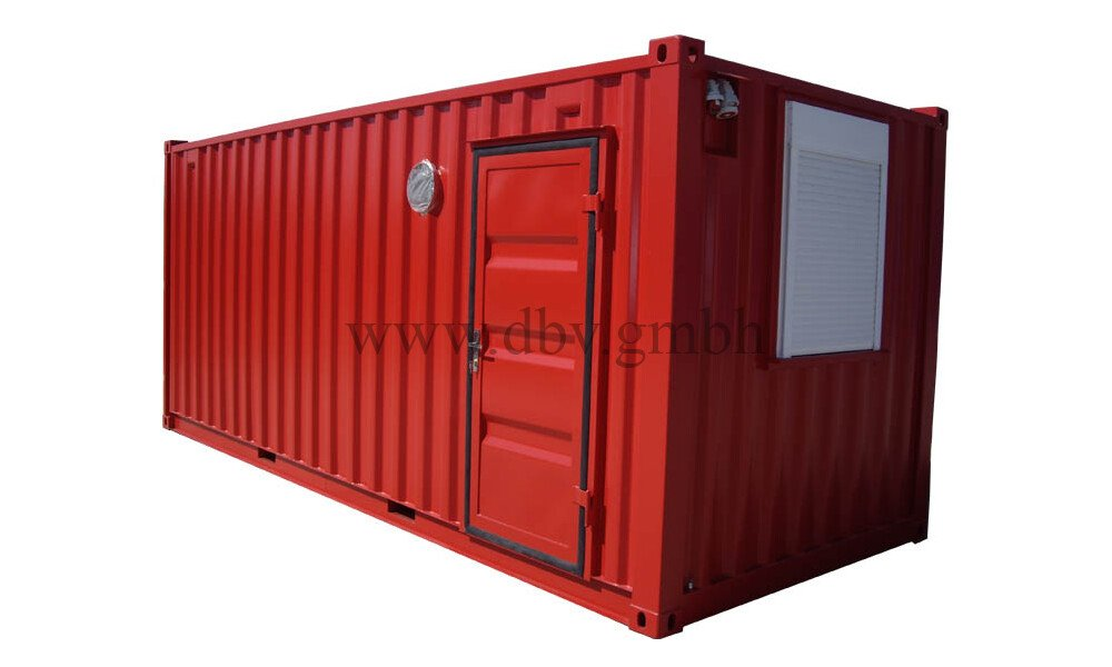 Lagercontainer - Lagersondercontainer 1