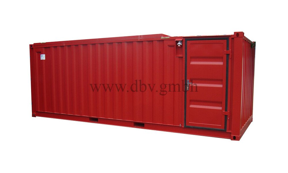 Lagercontainer - Lagersondercontainer 12