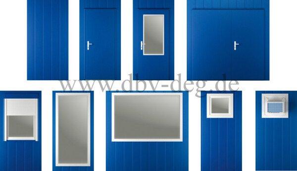 DBV Bürocontainer mieten | Der Experte für Containersysteme