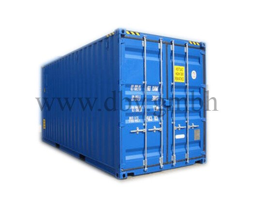 Seecontainer High Cube 20 FT.