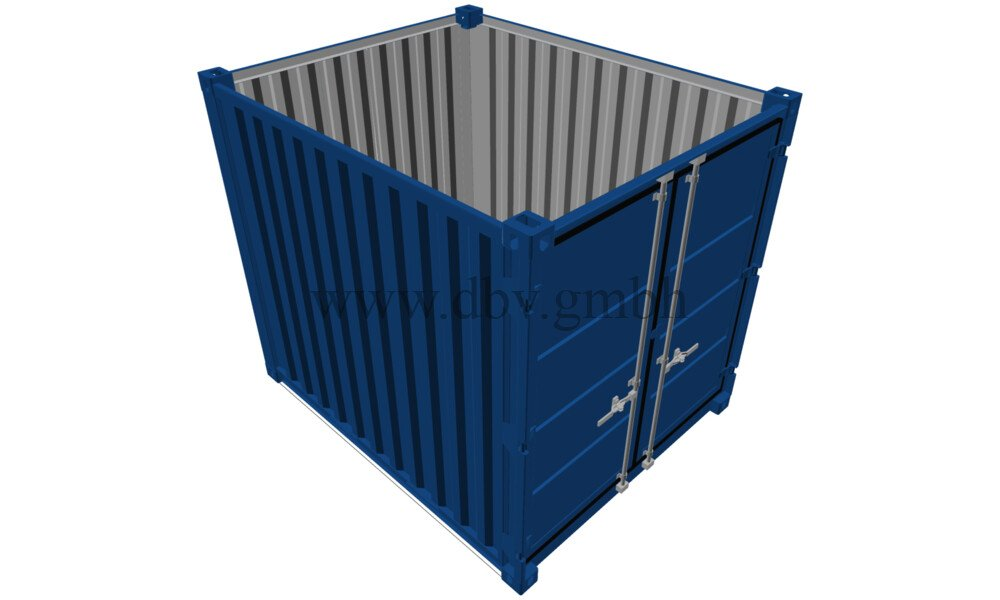 Lagercontainer 10 FT.